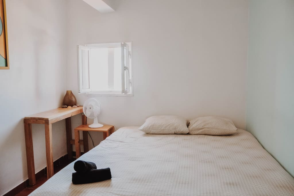 Room - comfortable bed