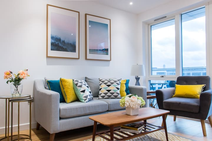 Best Choice 5* Luxury Apt in Central Canary wharf