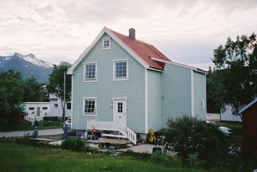 The Green House Collective in Kabelvåg