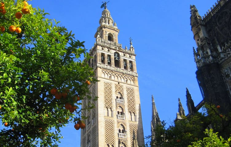 Guidebook for Sevilla
