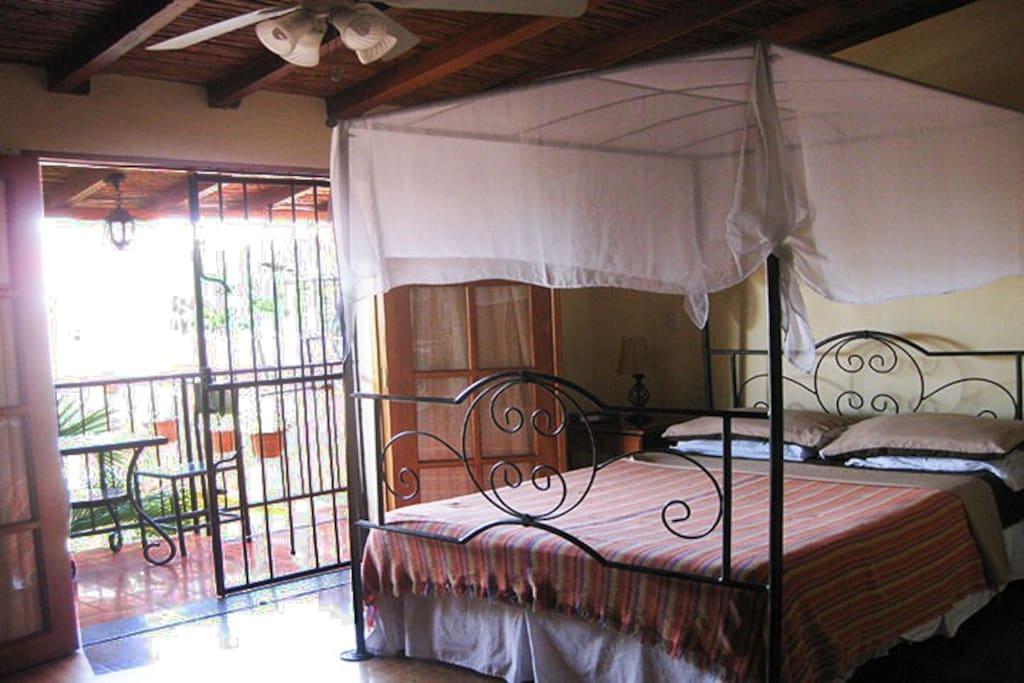 Xalteva balcony suite at casa de la plaza case in - Asciugatrice in balcone ...