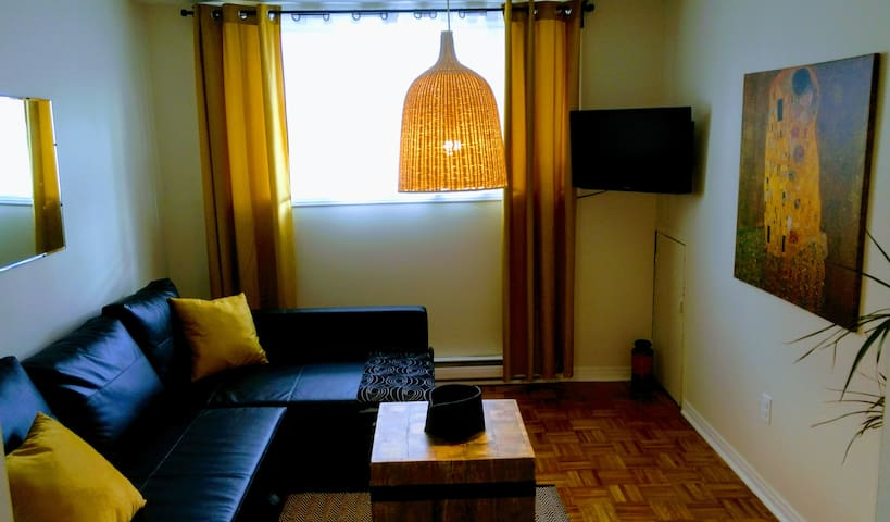 Bienvenue/Welcome to Le Baldwin! - Montreal - Apartamento
