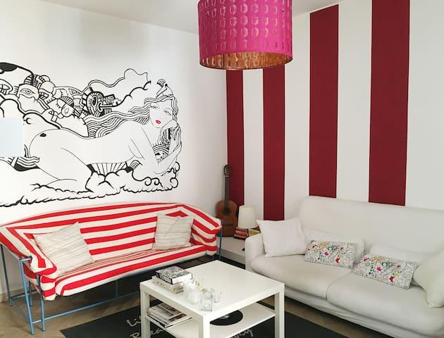 Accogliente casa su due piani - Cormano - Haus