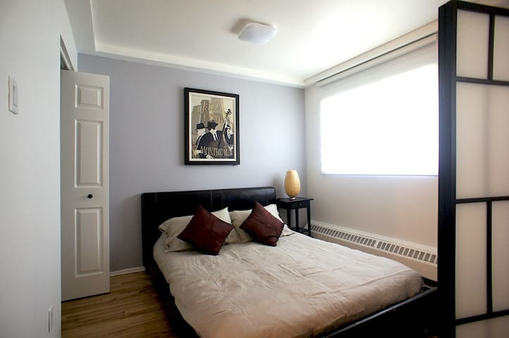 Renovated 1 room appartment - laval