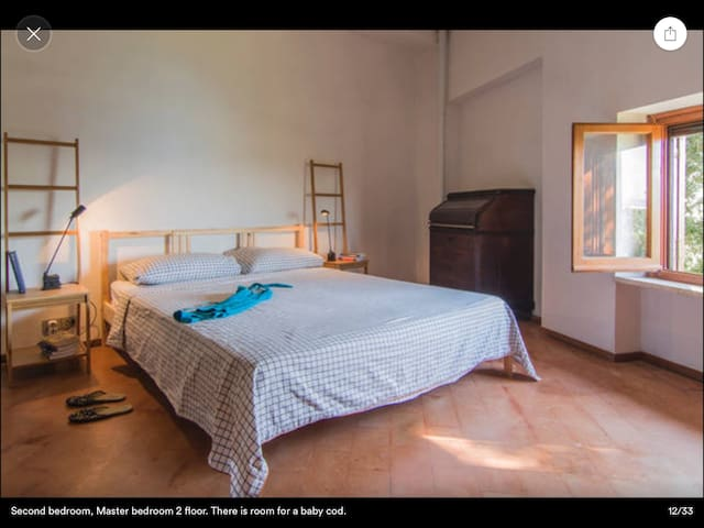 In Conero park, double bed - Sirolo - House