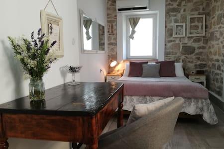 Stone romantic room