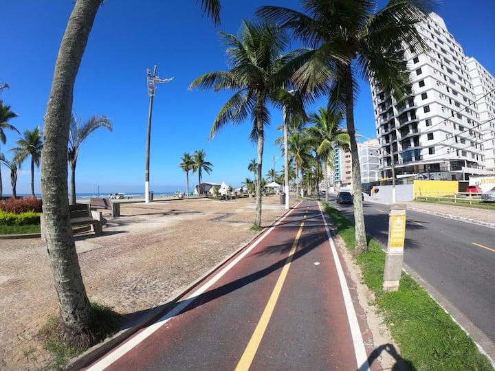 Mar Doce Lar – Apartamento completo Praia Grande
