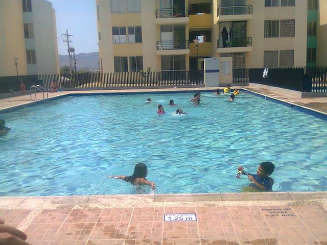 Apartamento el Cisne, Santa Marta - Santa Marta - Apartment