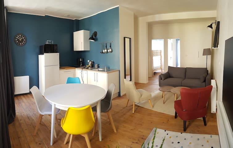 Appartement 2 chambres à 4 mn du Puy du Fou