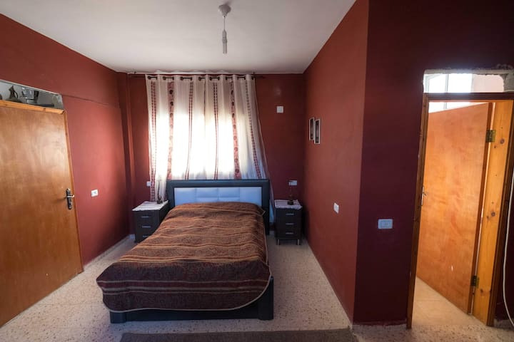 Double room,Breakfast  in Dheisha, South Bethlehem