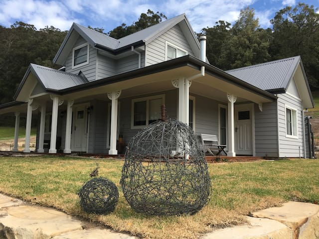 Ebenezer Cottage - Wyong Creek - House