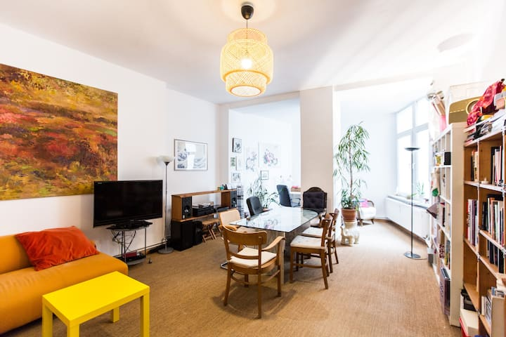 Mitte. Cosy private room in well-located apartment - Berlín
