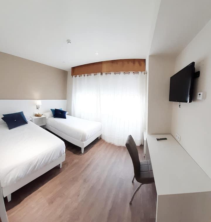 Hotel La Terraza - Habitación Doble Superior con 2 camas