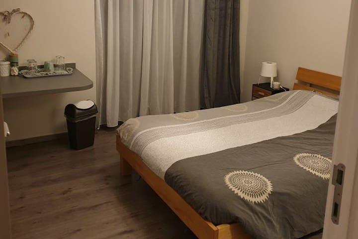 Chambre cosy sur Bruxelles