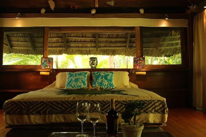 Cabaña Areca: Jardín Secreto Resort Holístico.