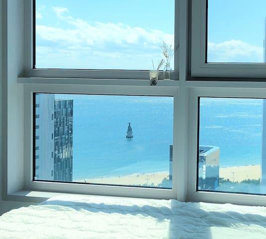 [New open] *cozyhouse12* #HaewondaeBeach oceanview