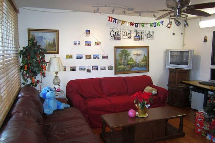Convenient Room for long stay guests - Philadelphia - House