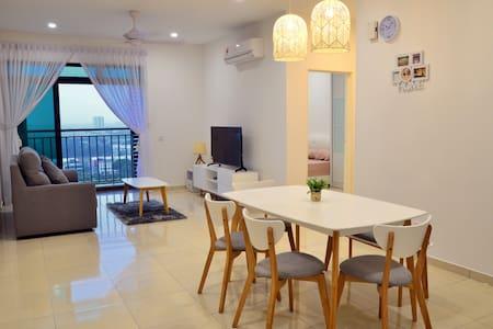 Your No.1 Choice @ Bukit Indah 10 mins to Legoland - Johor Bahru - Wohnung