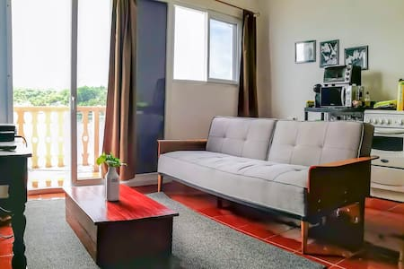 Lake View! Private Waterfront apartment w/balcony