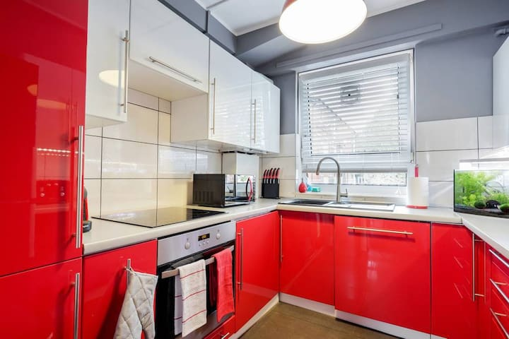 Central London Apartment - Just 5min walk to tube.