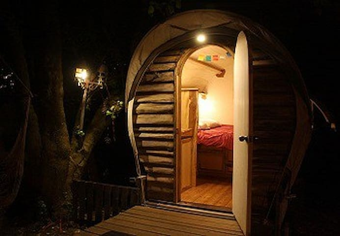 Golan Heights Hostel - The Capsule