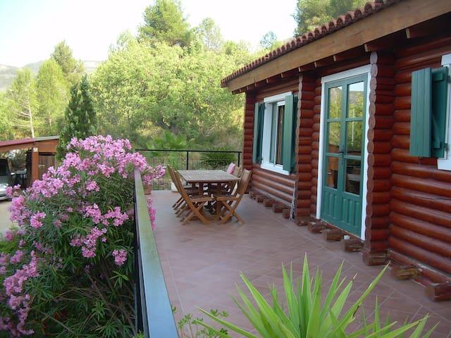 NATURAL PARADISE - Simat de la Valldigna - Chalet