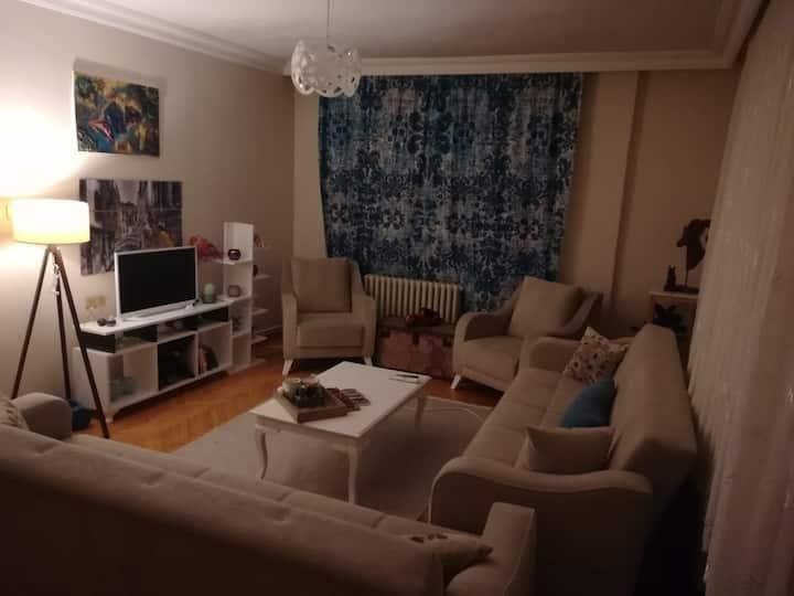 Fatih's home