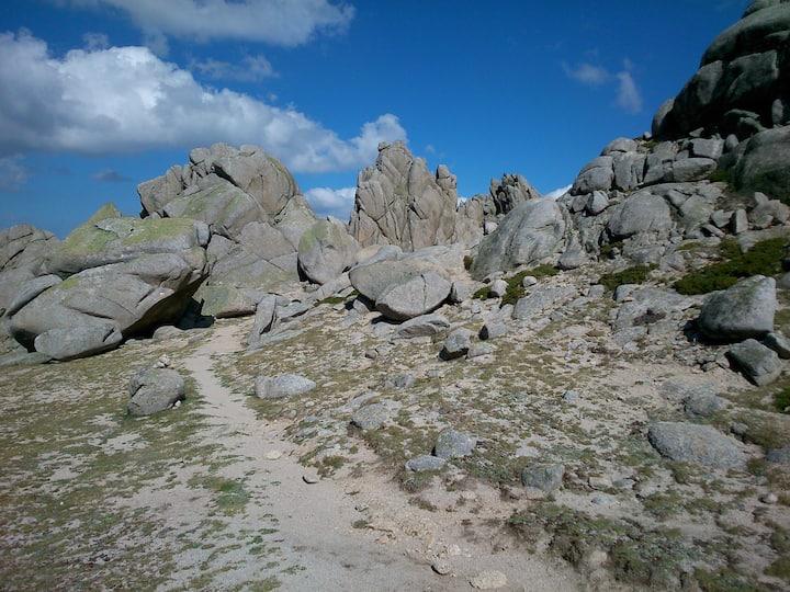 Trekking La Pedriza