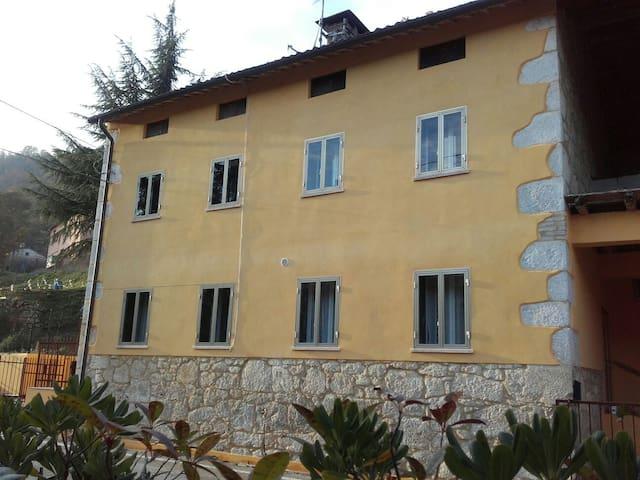 Casa di campagna tricamere... Relax & Praticità! - Altavilla Vicentina - Rumah