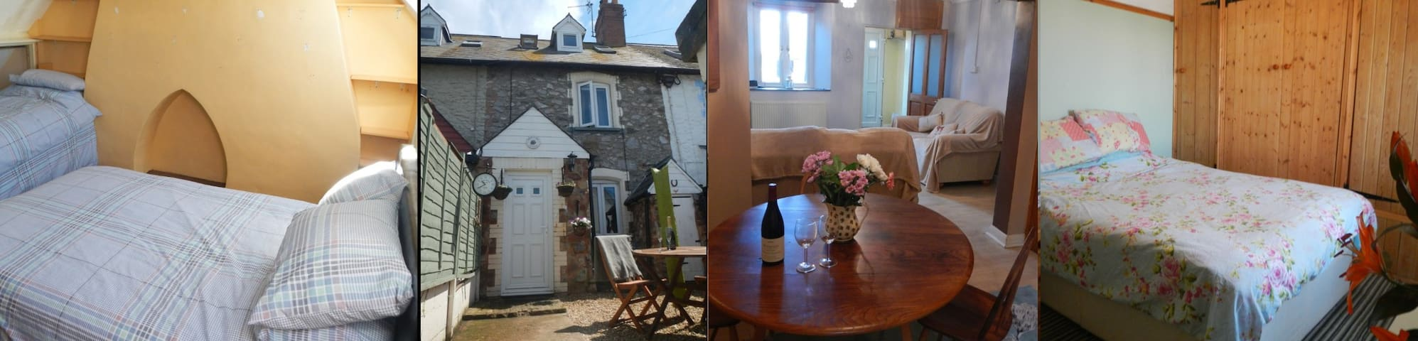 3 Bed Cottage in Sea Side Town Watchet near Exmoor - Watchet - 一軒家