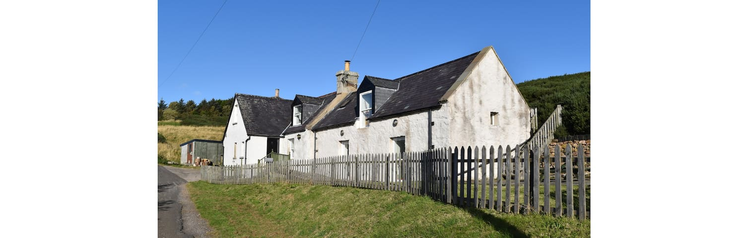 Kate's Croft - Highland - Maison