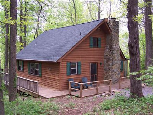 Pet Friendly 3BR in Blue Ridge Mountains-Private