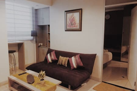 SPACIOUS PROPERTY: Family Friendly room in Bandung