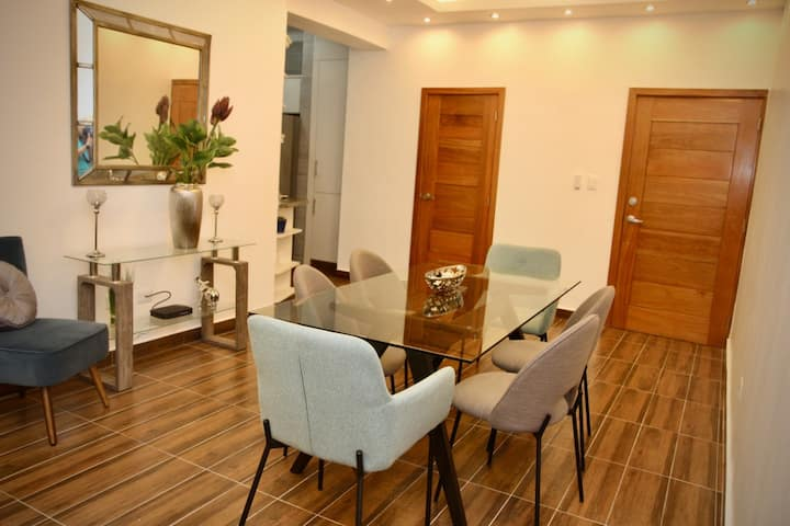 Beautiful Apartment in the center of the city!