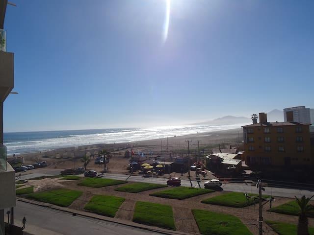 DEPTO 629 EL FARO/ Wifi/ tv cable/ vista al mar