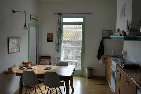 Nice appartement in the centre