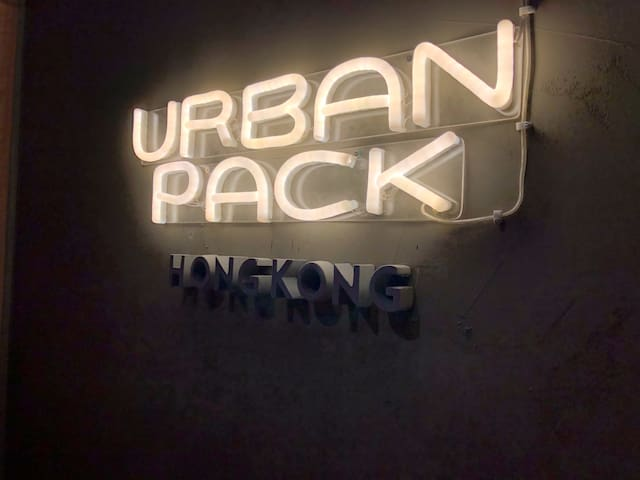 Welcome to Urban Pack Hostel