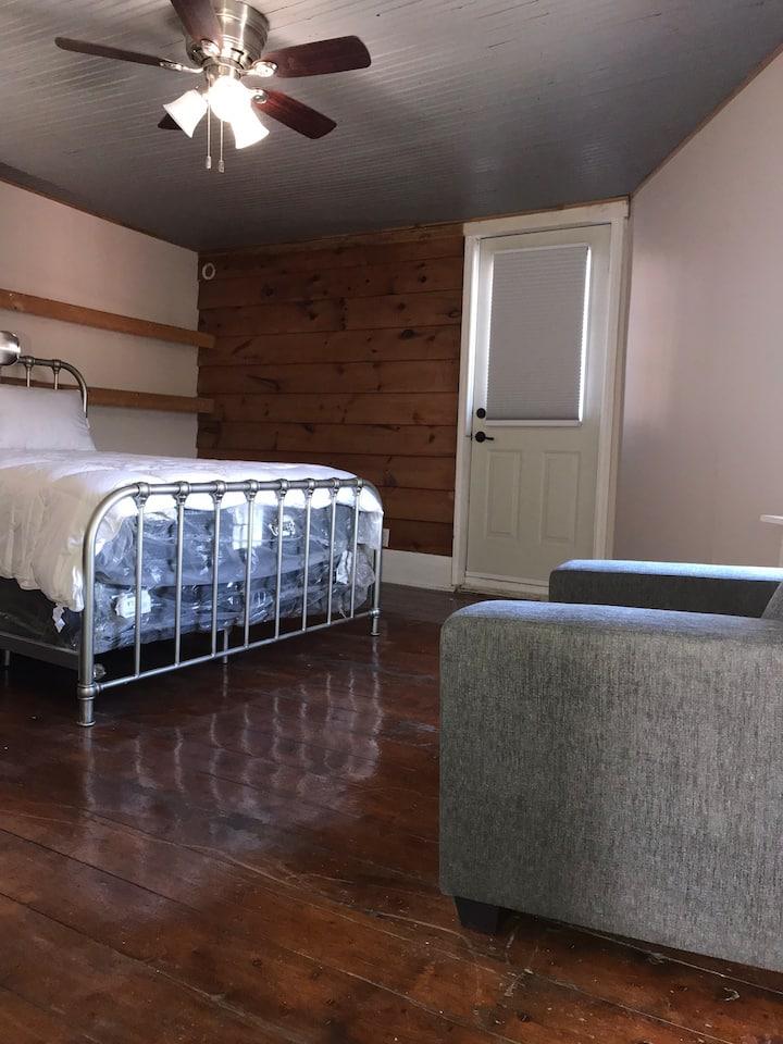 Second floor full apartment