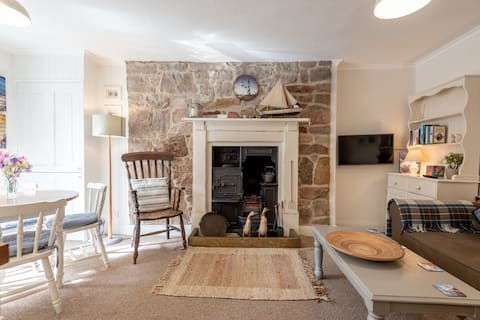 Coastal retreat in Cellardyke near St. Andrews