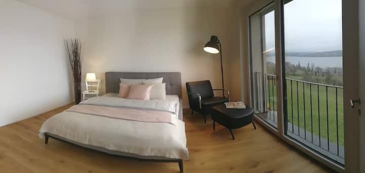 49SSLV Zimmer mit teilweiser Seesicht