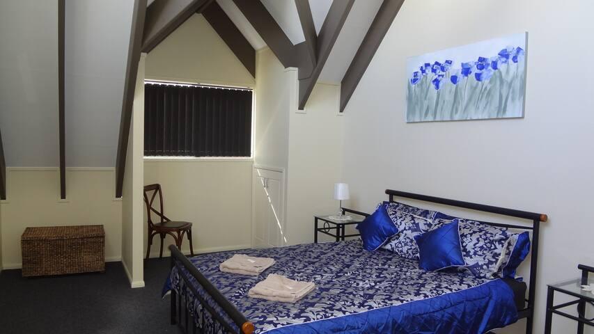 Queen Bedroom on the Second Floor