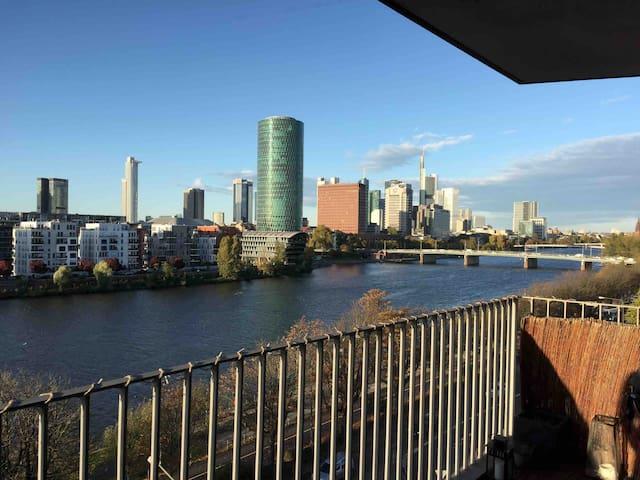Great location in the city Frankfurt am Main