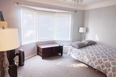 Cozy room with TV Near LAX - Inglewood - Casa