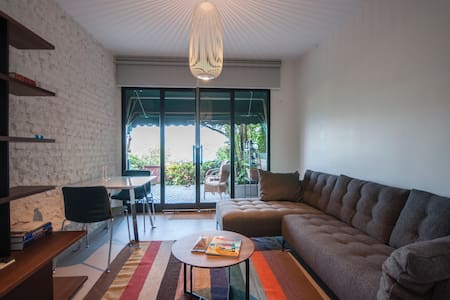 Amazing view new loft with garden - Sarıyer