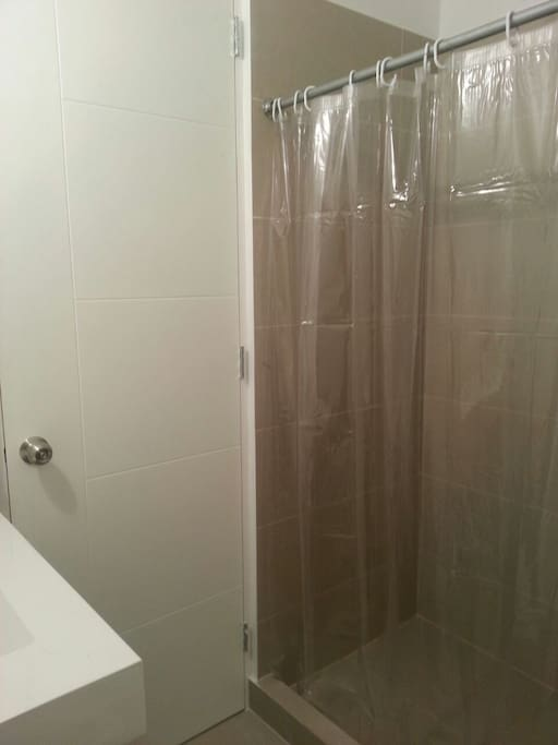 Ducha.  Shower
