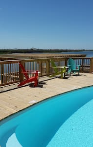 Waterfront Condo with Dock UNIT B3 - Corpus Christi - Kondominium