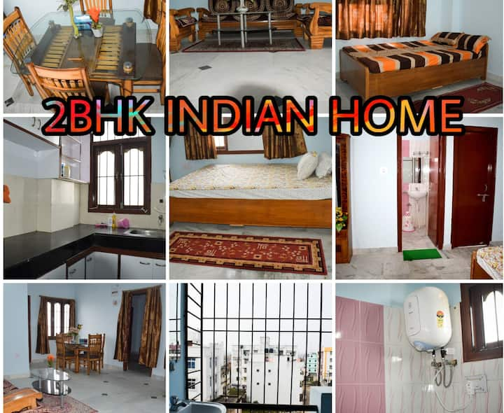 YOUR 2BHK A/C  FLAT IN A SECURED GATED COMMUNITY