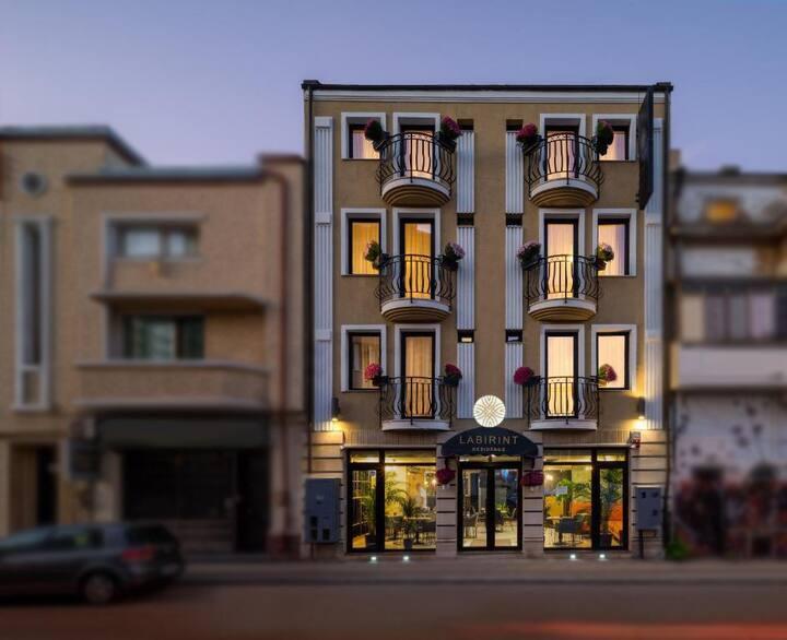 Brand New Chic Boutique Hotel LABIRINT