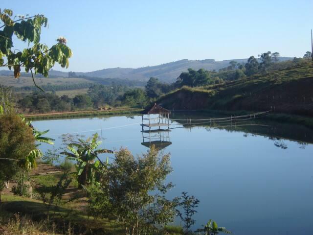 Fazenda Olhos d'água! - Paraíso Ecológico
