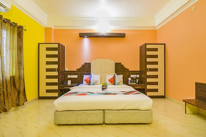 Comfort in a Budget-Executive Spacious Rooms